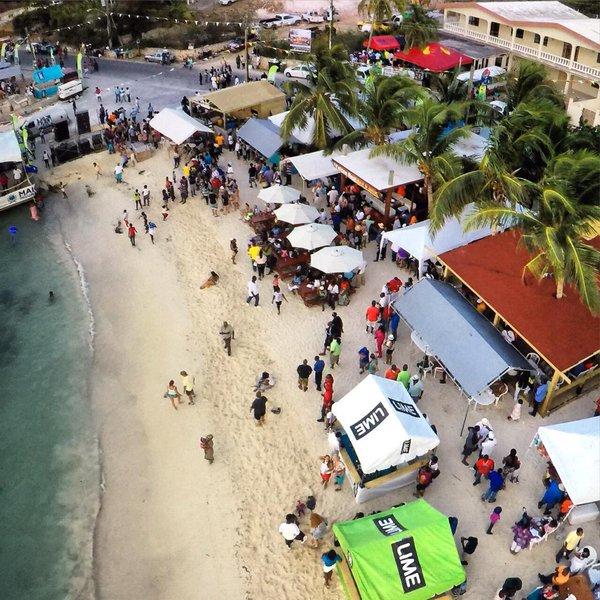 Anguilla SF beachparty