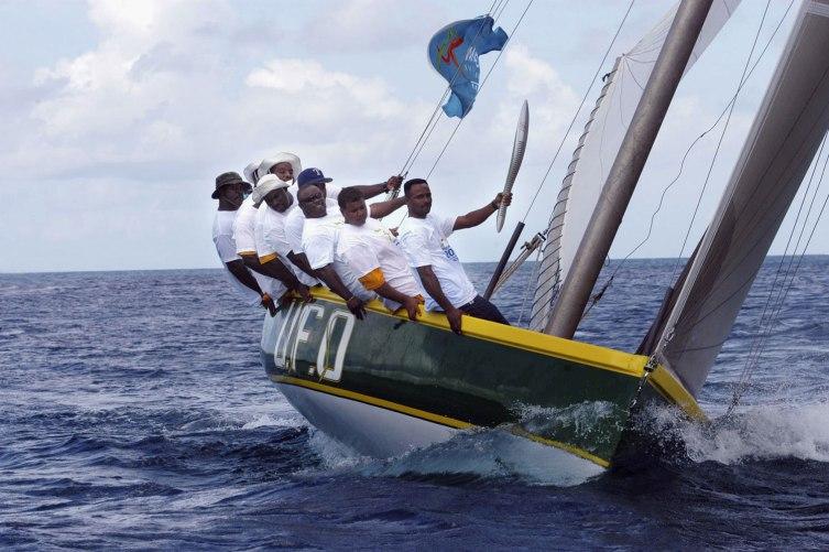 Anguilla SF Boatrace